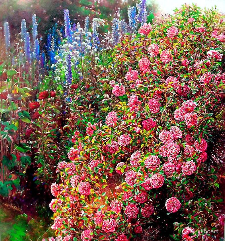 Rose garden 2 by liboart