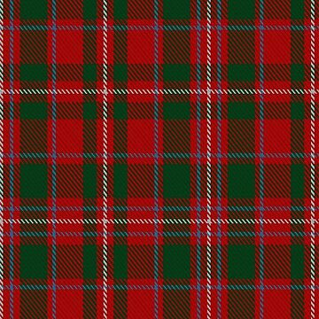 MacKinnon #10 Clan/Family Tartan  by Detnecs2013