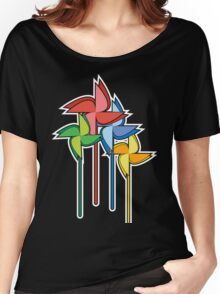 Colors of the wind Women's Relaxed Fit T-Shirt