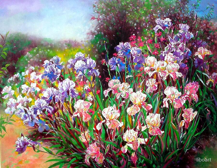 Iris by liboart