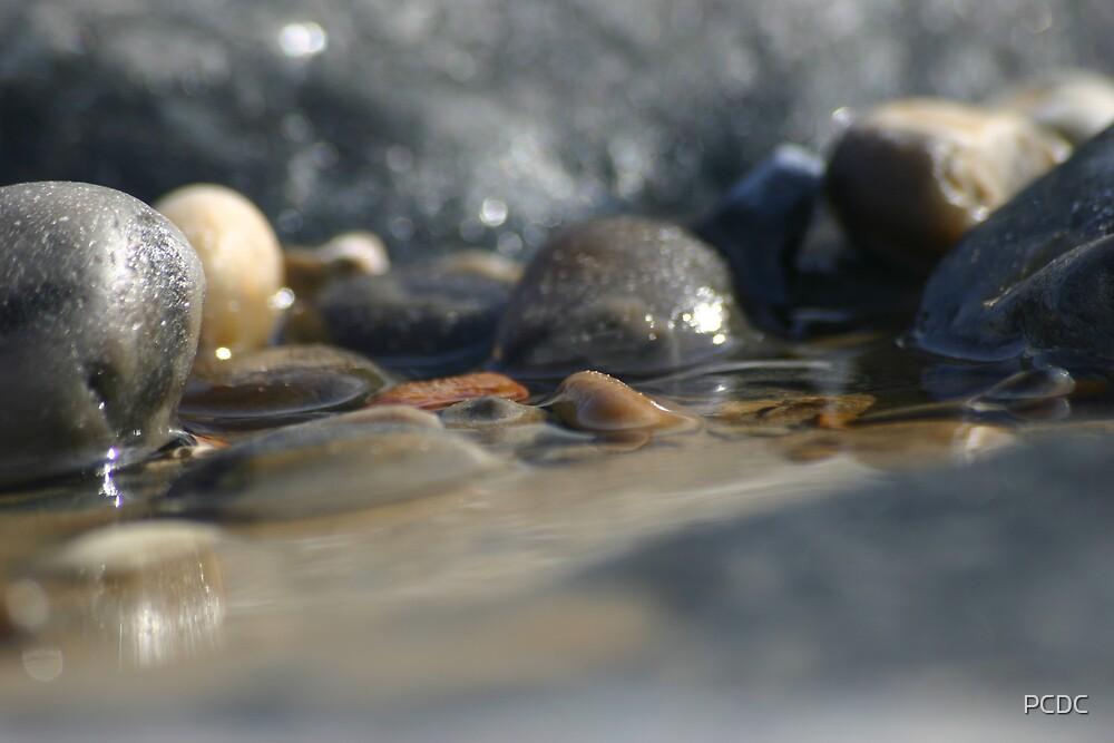 Beach Stones by PCDC