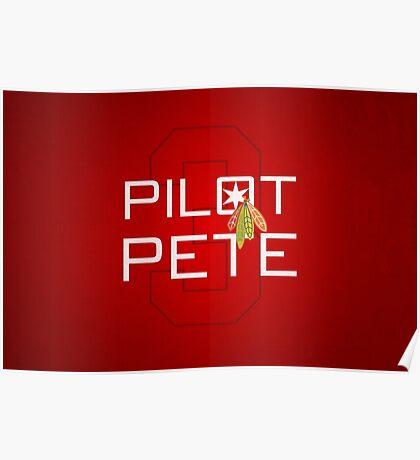 Pilot Pete Poster