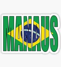 Manaus Sticker