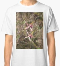Synchronised Orchids Classic T-Shirt