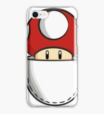 Pocket Mushroom iPhone Case/Skin