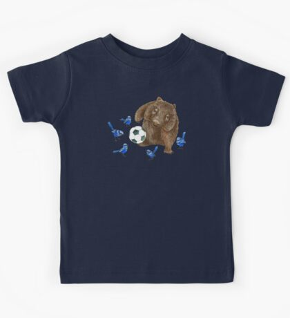 Wrens football Wombat Kids Clothes