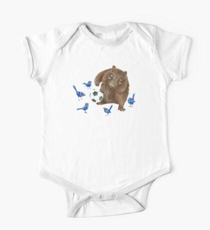 Wrens football Wombat Kids Clothes