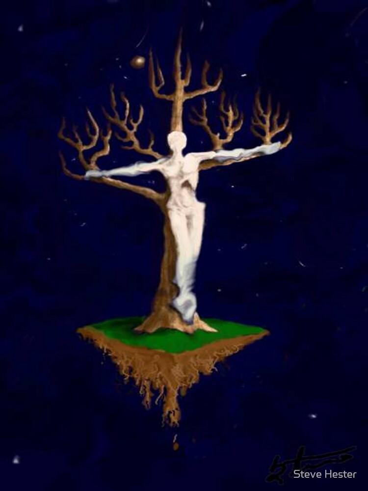 Crucifix by Steve0