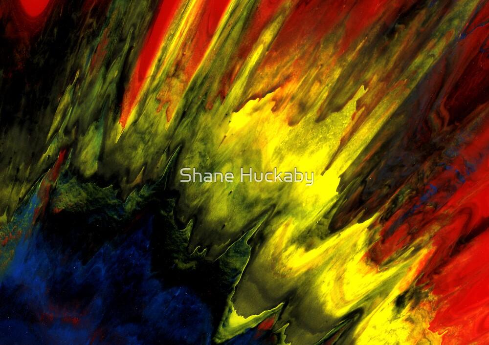 Space Rainbow by Shane Huckaby