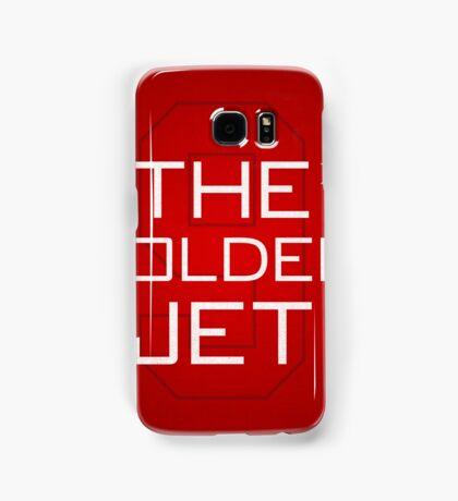 The Golden Jet Samsung Galaxy Case/Skin