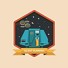 Silent Running Badge by Simon Alenius
