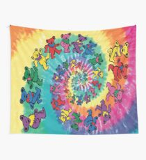 The Roller Bears Trip Wall Tapestry