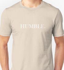 HUMBLE. Kendrick Lamar T-Shirt