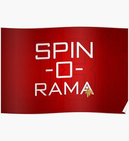 Spin-O-Rama Poster