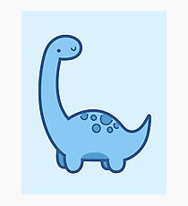 Cute Dino Photographic Print