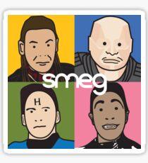 Smeg Sticker