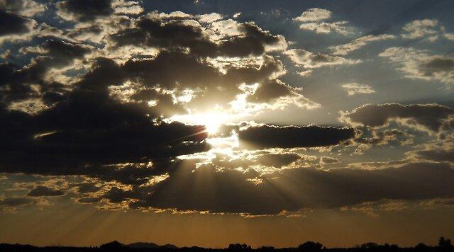 Ray's of Light by azrdwarr2448