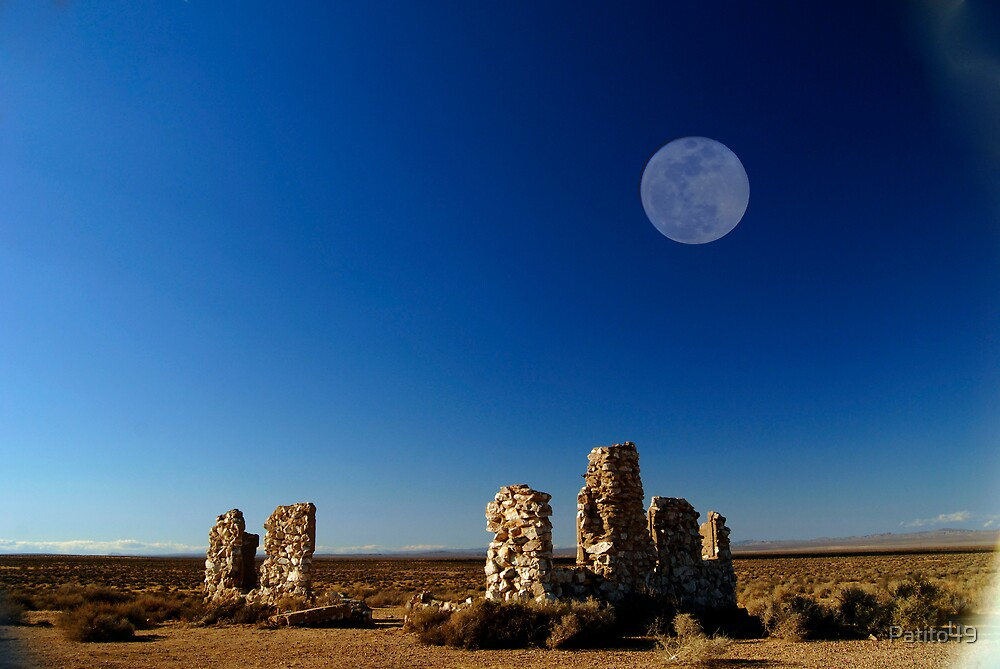 Barstow Ruins by Patito49