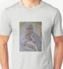Wall Painting, Italian Chapel T-Shirt