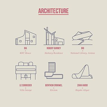 Architecture Line Design by greatskybear