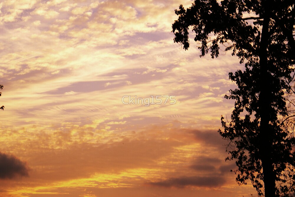 Halloween Sunset 2007 by Cking1575