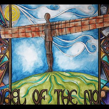 Angel of the North by Stormswept