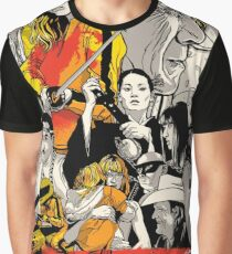 kill bill Graphic T-Shirt
