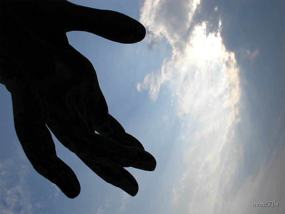 hand of god by mrmc714