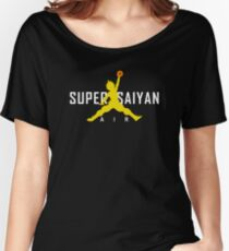 Air Super Saiyan - Classic Women's Relaxed Fit T-Shirt