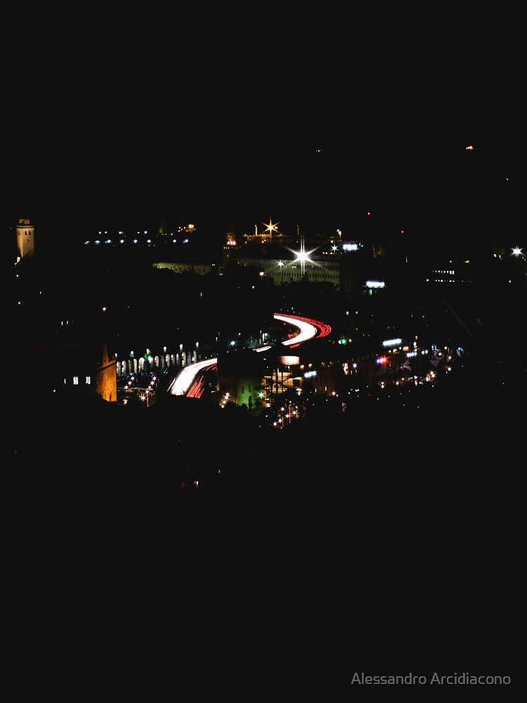Genova night  by Rool