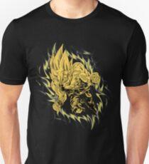 SSJ Goku [Black Background] Unisex T-Shirt