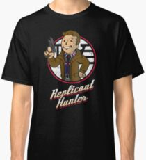 Replicant Hunter Classic T-Shirt