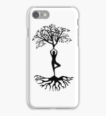 Inspirational Relax Chill Out Meditation Yoga Spiritual Natural Hippie T-Shirts iPhone Case/Skin