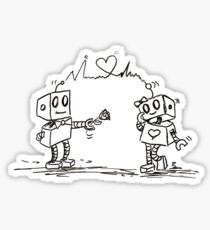 Beep Beep I Love You Sticker