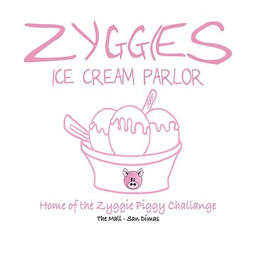 Zyggies Ice Cream Parlor by chazy73