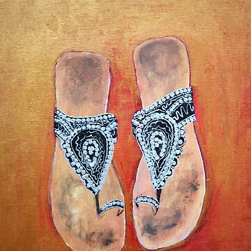Sandals by huess