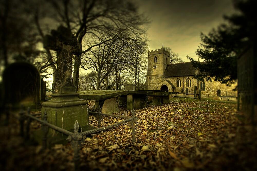 Churchyard by Martyn Starkey