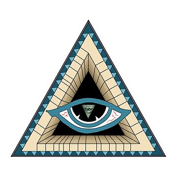 Illuminati #1 by sherineheg