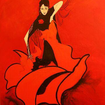 Flamenco by huess