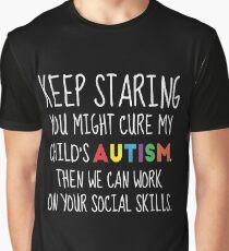 Autism Awareness Graphic T-Shirt