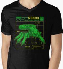 R3000 Database Men's V-Neck T-Shirt