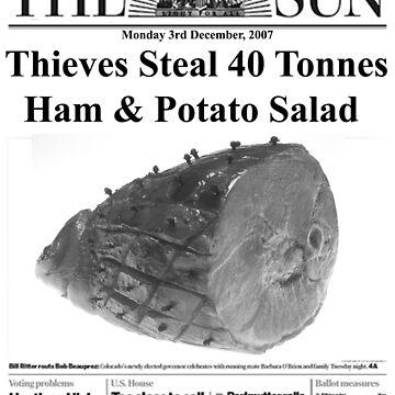 Newspaper #1 by tykopath