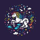 The Unicorn by nokhookdesign