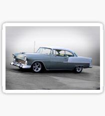 1955 Chevrolet Bel Air Two-Door Hardtop lll Sticker