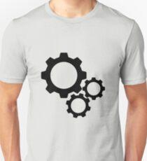 Simple Gear Design T-Shirt