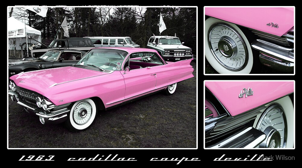 1963 Cadillac Coupe DeVille by Mark Wilson