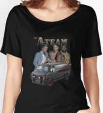 The A Team Women's Relaxed Fit T-Shirt