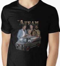 The A Team Men's V-Neck T-Shirt