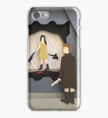 River and Malcolm iPhone Case/Skin