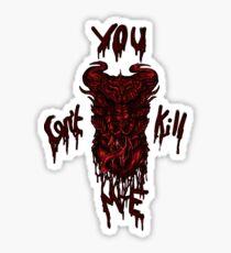 Revolt: Red Sticker
